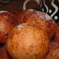 Мамины пончики :: Lilek Pogorelova