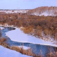 Весна у реки. :: Наталья Юрова
