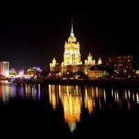 Набережная р.Москвы :: Александр Яковлев