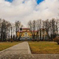 """Вид на """"Тильзит-Театр"""" :: Игорь Вишняков"""