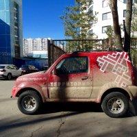 Авто с говорящим наззванием :: Светлана Лысенко