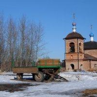 Реконструкция храма :: Андрей Куприянов