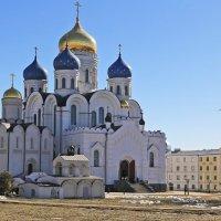 Спасо-Преображенский собор Николо-Угрешского монастыря :: Alexandr Zykov