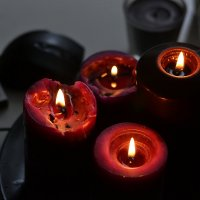 свечи :: Жорец Калмык