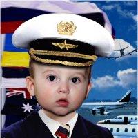 Я бы в лётчики пошёл, пусть меня научат. :: Anatol Livtsov