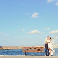 Свадебная Фотосессия, Настя и Андрей :: Ольга Халкиадаки Румянцева