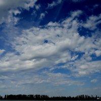 Донское небо :: Виталий Павлов