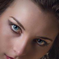 О эти страстные глаза.. :: Владимир Хижко