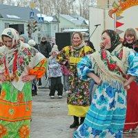 Северодвинск. Масленица. Самодеятельность (1) :: Владимир Шибинский