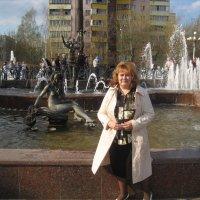 Весной, когда открываются фонтаны :: Елена Семигина