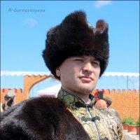 Красавец - мужчина. :: Anna Gornostayeva