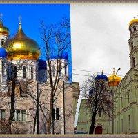 Свято-Успенский кафедральный собор :: Александр Корчемный