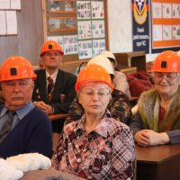 Экскурсия на промышленном предприятии с ветеранами :: Дарья Малькова