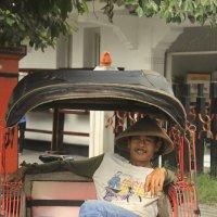 Индонезия.Местное такси. :: Лариса Борисова