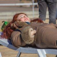 спящая красавица.. что делать чтоб проснулась) :: Дмитрий Сушкин
