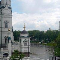Соборная площадь. :: Чария Зоя