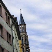 Восстановленный старый город. Ганновер :: Gennadiy Karasev