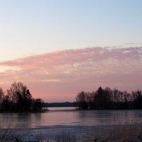 между солнцем и луной ... 15 минут :: liudmila drake