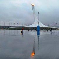 Огонь и дождь :: Владимир Клюев