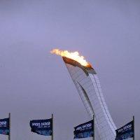 Огонь... :: Владимир Клюев