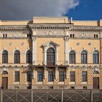 Санкт-Петербург. Бывший особняк  Е.Ф.Молво :: Алексей Шаповалов Стерх