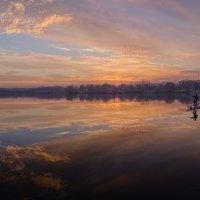 Когда солнце ушло за горизонт :: Лидия Цапко