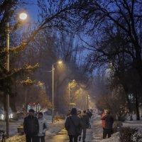 весенним вечером :: Андрей ЕВСЕЕВ