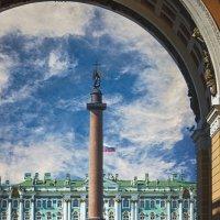 Дворцовая площадь :: Kamilla Gazizova