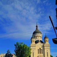 Церковь в центре Клужа :: Alexandr Яковлев