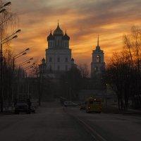 Переходя дорогу... :: Виктор Грузнов
