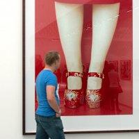 На выставке :: Ирина Татьяничева