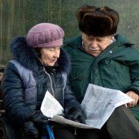 Уж сколько лет вместе... :: Юрий Гординский