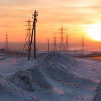 Энергетический потенциал... :: Sergey Apinis