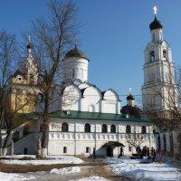 Свято-Благовещенский женский монастырь в Киржаче :: Galina Leskova