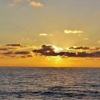 Солнце уходит за горизонт... :: СветЛана D