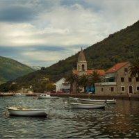 Тиват- городок в Черногории :: Виктор Перякин
