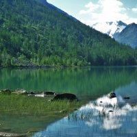 Средние Мультинское озеро. :: Schbrukunow Gennadi