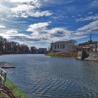 Река Лопань :: Татьяна Кретова