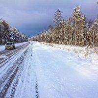 Дорога на Байкал :: Борис Коктышев