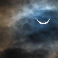 Солнечное затмение.England Northampton 9:40утра :: Aleksandr Papkov