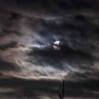 свеженькое:) солнечное затмение :: Ларико Ильющенко