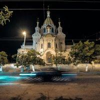 По вечерним улицам :: Alex_R Rujinskiy