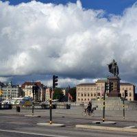 Стокгольмские улицы :: Ольга