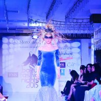 Baku Fashion Nights - 2015 :: Эрик Делиев