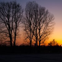 закат :: Katerina Tighineanu