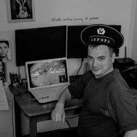 Привет танкистам от моряков! :: Андрей Печерский