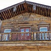 Старые дворы 3 Кострома :: Святец Вячеслав
