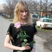 портрет :: Анжелика Cадчикова