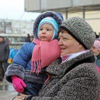 Северодвинск. Масленица. Зрители :: Владимир Шибинский