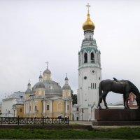 Вологда. Софийский собор и колокольня :: Tata Wolf